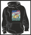 KOOLART AMERICAN MUSCLE CAR Design For New Shape Chevy Camero Unisex Hoodie